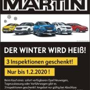 Der Winter wird heiß!