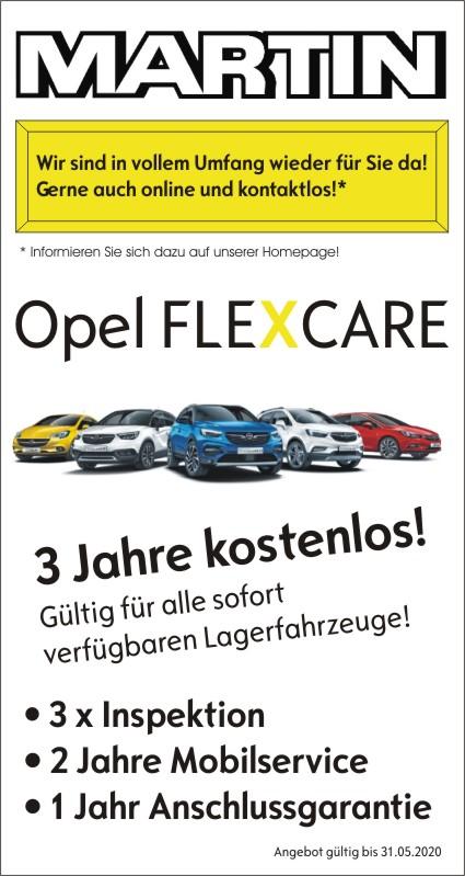 Flex Care kostenlos